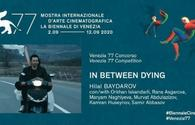Azerbaijani film to be shown in Venice