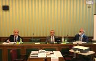 "Hearings on Armenia's provocations against Azerbaijan held in Italian Senate <span class=""color_red"">[PHOTO]</span>"
