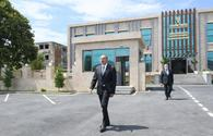"President Ilham Aliyev inaugurates new projects in Balakan <span class=""color_red"">[UPDATE]</span>"