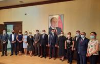 "Presidential aide meets members of Azerbaijani community of Nagorno-Karabakh region <span class=""color_red"">[UPDATE]</span>"