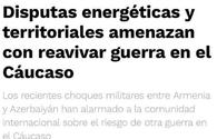 "Mexico's El Universal publishes article about Armenia's recent military provocation against Azerbaijan <span class=""color_red"">[PHOTO]</span>"