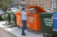 Baku's Executive Authority conducting solid waste transportation reforms