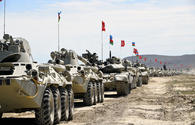 "Next stage of Azerbaijani-Turkish joint military exercises completed <span class=""color_red"">[PHOTO/VIDEO]</span>"