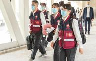 Highly-skilled Chinese doctors arrive in Baku to help fight COVID-19