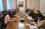 "Azerbaijan, EU mull bilateral partnership, recent Armenian provocation <span class=""color_red"">[PHOTO]</span>"