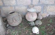 "Ancient necropolis discovered in Shamakhi <span class=""color_red"">[PHOTO]</span>"