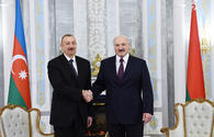 President Aliyev congratulates Belarusian counterpart on election victory