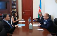 "Azerbaijan to boost cultural ties with Turkey and Brazil <span class=""color_red"">[PHOTO]</span>"