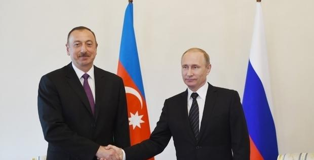 President Aliyev voices concerns over military cargo delivery to Armenia in phone call with Putin