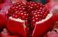 Pomegranate crop in Azerbaijan surpasses last year's yield