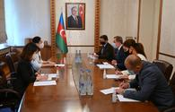 "Minister says China-Azerbaijan political dialogue in high level <span class=""color_red"">[PHOTO]</span>"