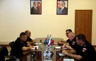 "Azerbaijani Navy headquarters host Russian delegation <span class=""color_red"">[PHOTO]</span>"