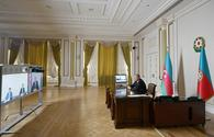 "President Aliyev hails country's fight against corruption, urges further measures <span class=""color_red"">[UPDATE]</span>"