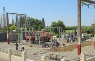 Azerishig reconstructs electric substations in four regions