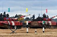 "Azerbaijani tankmen qualify for semi-final in Tank Biathlon competition <span class=""color_red"">[PHOTO/VIDEO]</span>"