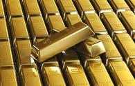 Azerbaijan's gold export up by 13.5 pct in 2020