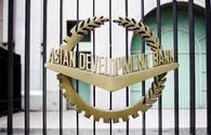 Asian Development Bank to allocate $780 million to Azerbaijan