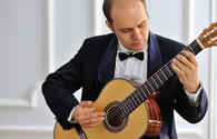 National musician to perform at World of Guitar Music Festival