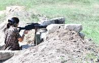 Armenia militarizes women in occupied Nagorno-Karabakh