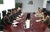 Azerbaijan and Pakistan discuss issues of expanding military cooperation