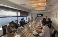 Presidential aide meets with international media representatives in Istanbul