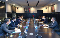 "Economy Ministry, Turkic Council mull cooperation <span class=""color_red"">[PHOTO]</span>"