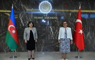 "Azerbaijan, Turkey aim to sign free trade deal, boost trade turnover <span class=""color_red"">[PHOTO]</span>"