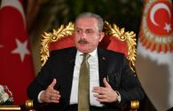 Turkey always next to Azerbaijan - speaker of Turkish Parliament