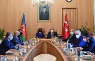 "Ankara reaffirms support to Azerbaijan over Nagorno-Karabakh conflict <span class=""color_red"">[PHOTO]</span>"