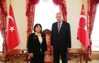 "Erdogan says friendship with Azerbaijan eternal <span class=""color_red"">[PHOTO]</span>"