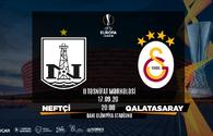 Neftchi to play with Turkish Galatasaray in UEFA Europe League