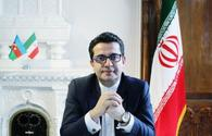Ambassador: Iran interested in extending contract for purchase of Azerbaijani electricity