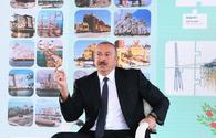 President Ilham Aliyev: Oil workers' activities serve interests of Azerbaijani people