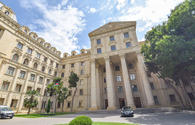 Foreign Ministry: Armenia's real intention is to continue aggression, not peace