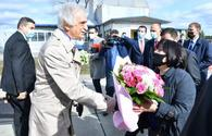 """Speaker of Azerbaijan's Parliament arrives in Russia <span class=""""color_red"""">[PHOTO]</span>"""