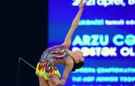 Baku to host World Cups in three gymnastic disciplines