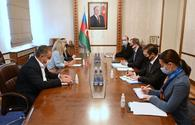 "Azerbaijani FM holds meeting with Ambassador of Portugal <span class=""color_red"">[PHOTO]</span>"