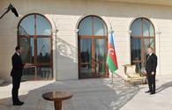 "President Aliyev: Azerbaijan-EU partnership at high level <span class=""color_red"">[UPDATE]</span>"