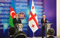 "Azerbaijan, Georgia mull expansion of ties <span class=""color_red"">[PHOTO]</span>"