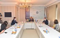 "Electronic Water Portal launched in Azerbaijan <span class=""color_red"">[PHOTO]</span>"
