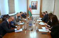 "Azerbaijan's FM meets with EU Special Representative for South Caucasus <span class=""color_red"">[PHOTO]</span>"