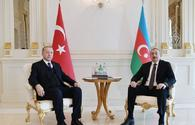 Turkish president voices support to Azerbaijan over Armenian attack
