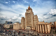 Russian Foreign Ministry makes statement about hostilities in Nagorno-Karabakh region