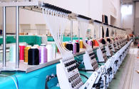 Production in clothing industry up by 32 pct in Jan-Aug