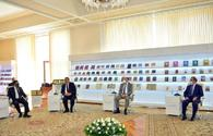 """Winners of writing contest awarded in Baku <span class=""""color_red"""">[PHOTO]</span>"""