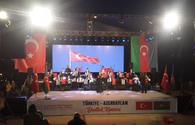 "Turkey hosts spectacular concert in honor of Azerbaijani Army <span class=""color_red"">[PHOTO]</span>"