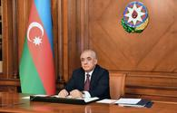 PM: Development of co-op in CIS impossible without resolving Karabakh conflict