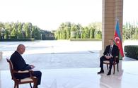 "President Ilham Aliyev interviewed by Turkish NTV TV channel <span class=""color_red"">[UPDATE]</span>"