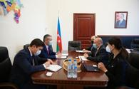 "Uzbek House of Culture may open in Azerbaijan <span class=""color_red"">[PHOTO]</span>"