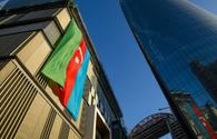 "Azerbaijani flag mural appears in capital's historical core <span class=""color_red"">[PHOTO]</span>"